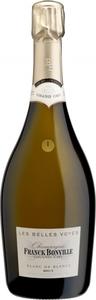 Franck Bonville Les Belles Voyes Blanc De Blancs Grand Cru Extra Brut Champagne Bottle