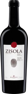 Marchesi Mazzei Zisola Nero D'avola 2009, Igt Sicilia Bottle