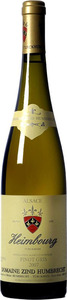 Domaine Zind Humbrecht Heimbourg Turckheim Pinot Gris 2008 Bottle