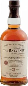 The Balvenie Portwood 21 Year Old Single Malt, Scotland Bottle