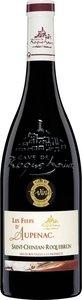 Les Fiefs D'aupenac 2011, Ac Saint Chinian Roquebrun Bottle
