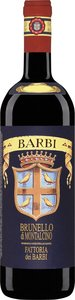 Fattoria Dei Barbi Brunello Di Montalcino 2007 Bottle