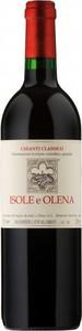 Isole E Olena Chianti Classico 2007 Bottle