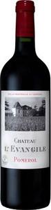 Château L'evangile 1996, Ac Pomerol Bottle