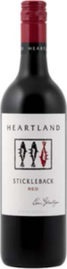 Heartland Stickleback Red 2010, South Australia Bottle