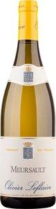 Olivier Leflaive Meursault 2009 Bottle
