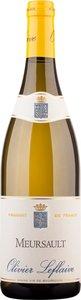Olivier Leflaive Meursault 2008 Bottle