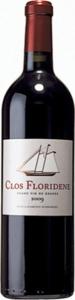 Château Clos Floridène 2010, Ac Graves Bottle