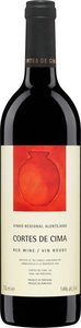 Cortes De Cima Red 2009, Vinho Regional Alentejano Bottle