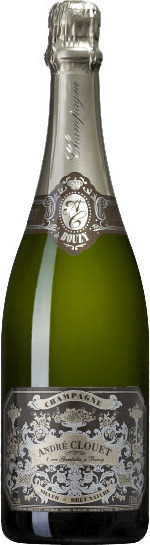 Andre Clouet Champagne Silver Brut
