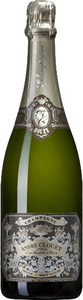 André Clouet Silver Brut Nature Champagne Bottle