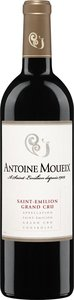Antoine Moueix 2007, Ac St Emilion Grand Cru Bottle