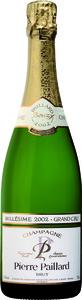 Pierre Paillard Millésime Grand Cru Vintage Brut Champagne 2002 Bottle