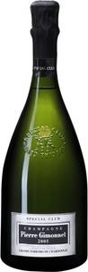 """Pierre Gimonnet & Fils Brut """"Spécial Club"""" 2005, Champagne, France Bottle"""