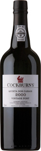 Cockburn's Quinta Dos Canais Vintage Port 2000, Dop Bottle