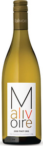 Malivoire Pinot Gris 2012, VQA Beamsville Bench, Niagara Peninsula Bottle