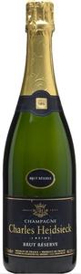 Charles Heidsieck Brut Réserve Champagne, Ac Bottle