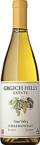 Grgich Hills Estate Chardonnay 2010, Napa Valley Bottle