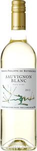 Philippe De Rothschild Sauvignon Blanc 2012, Pays D' Oc Igp Bottle