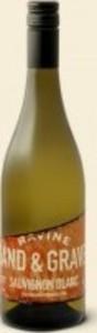 Ravine Sand & Gravel Sauvignon Blanc 2012 Bottle