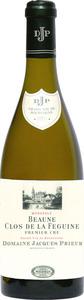 Domaine Jacques Prieur Beaune Clos De La Feguine Premier Cru 2010 Bottle