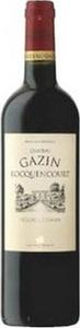 Château Gazin Rocquencourt 2006, Ac Pessac Léognan Bottle