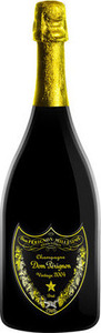Moët & Chandon Dom Pérignon By Jeff Koons Limited Edition Vintage Brut Champagne 2004 Bottle
