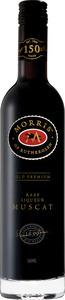 Morris Old Premium Rare Liqueur Muscat, Rutherglen (500ml) Bottle