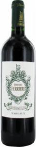 Château Ferrière 2005, Ac Margaux Bottle