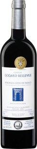 Château Godard Bellevue 2009, Ac Côtes De Bordeaux   Francs Bottle