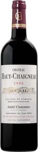 Château Haut Chaigneau 2011, Ac Lalande De Pomerol Bottle
