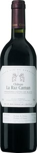 Château La Raz Caman 2009, Côtes De Blaye Bottle