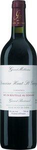 Domaine Haut Saint Georges Corbières 2011 Bottle