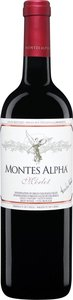 Montes Alpha Merlot 2010, Colchagua Valley Bottle