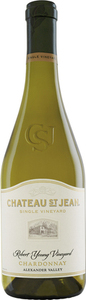 Chateau St. Jean Robert Young Chardonnay 2010, Alexander Valley, Sonoma County Bottle