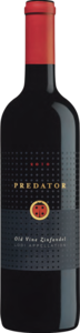 Predator Old Vine Zinfandel 2012, Lodi Bottle