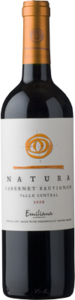 Emiliana Natura Cabernet Sauvignon 2012, Central Valley Bottle