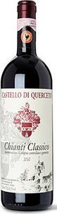 Castello Di Querceto Chianti Classico 2011 Bottle