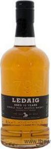 Ledaig 10 Year Old Single Malt Bottle