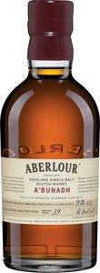 Aberlour A'bunadh Speyside Scotch Single Malt Bottle
