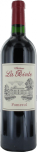 Château La Pointe 2010, Ac Pomerol Bottle