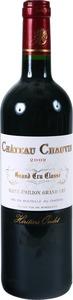 Château Chauvin 2009, Ac St Emilion Grand Cru Classé Bottle