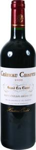 Château Chauvin 2008, Ac St Emilion Grand Cru Classé Bottle