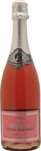 Veuve Doussot Brut Rosé Champagne Bottle