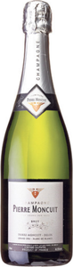 Pierre Moncuit Blanc De Blancs Grand Cru Brut Champagne Bottle