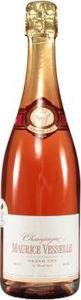 Maurice Vesselle Grand Cru Brut Rosé Champagne Bottle