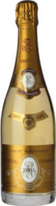 Louis Roederer Cristal Vintage Brut Champagne 2005 Bottle