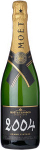 Moët & Chandon Grand Vintage Brut Champagne 2004 Bottle