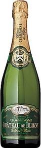 Château De Bligny Champagne Blanc De Blancs Brut, Champagne Bottle