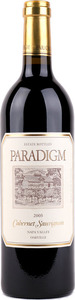 Paradigm Cabernet Sauvignon 2005 Bottle
